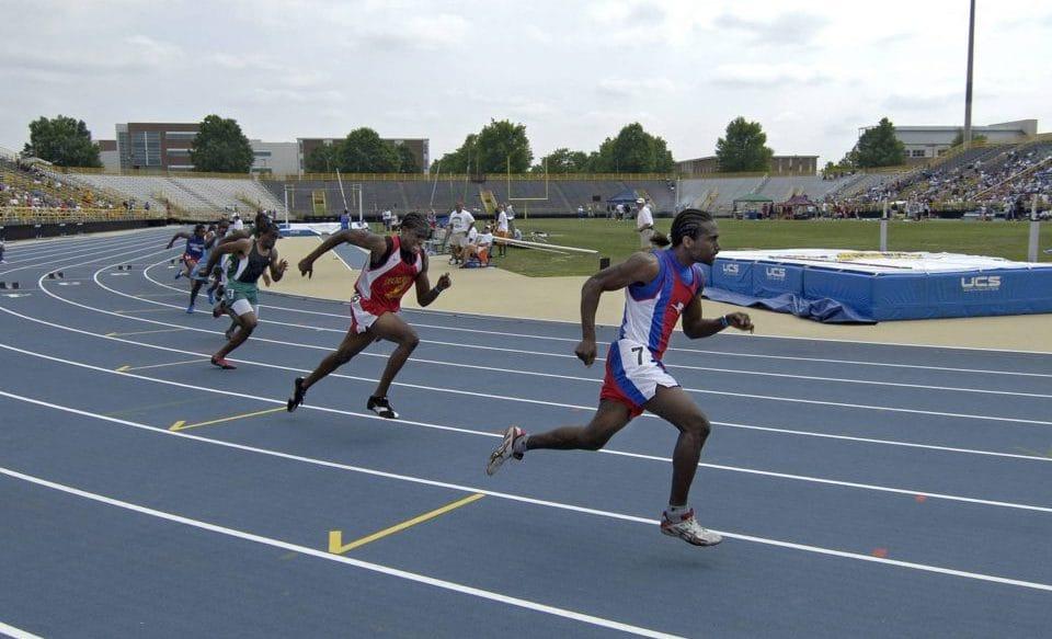Irwin Belk Track