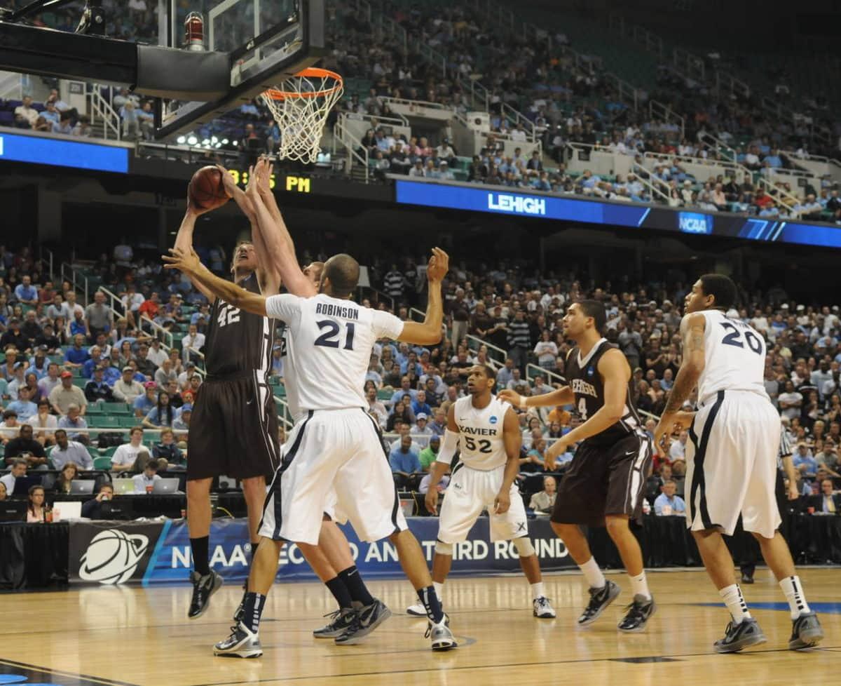 NCAA mens basketball